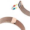 Міланський ремінець з металевим плетінням для Samsung Gear S2 Classic 20 мм, фото 8