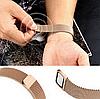 Міланський ремінець з металевим плетінням для Samsung Gear S2 Classic 20 мм, фото 9