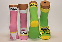 Парные носочки для влюбленных 36-40,40-45 зеленый,розовый