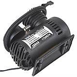 Автомобільний компресор 250 psi 10-12Amp 25л + насадки, фото 6