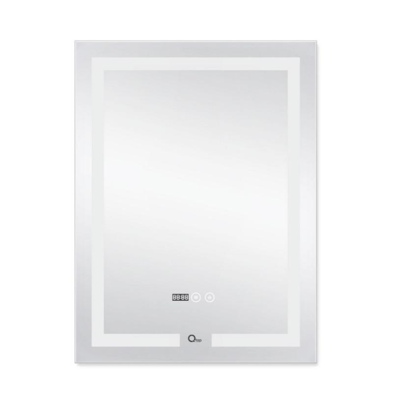 Зеркало Qtap Mideya LED DC-F937 с антизапотеванием 600х800