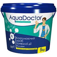 AquaDoctor Коагулирующее средство в гранулах AquaDoctor FL-5 кг.