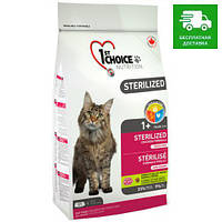 1st Choice Adult Cat Sterilized с курицей, 5 кг