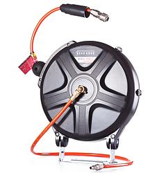 Шланг повітряний на котушці 8.0*12.0 мм*10м SGCB Air hose reel