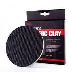"Круг-автоскраб, 6""/150*19 мм SGCB Magic Clay Pad"