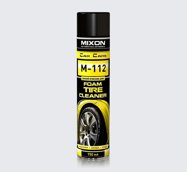 Пенный очиститель шин FOAM TIRE CLEANER M-112