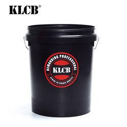 KLCB Відро для мийки авто чорне 20л