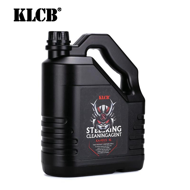KLCB Steel ring cleaning agent Очиститель дисков 4л