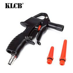 KLCB KA-B023 Пістолет продувний з насадками