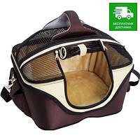 C205888 Croci Fast&Easy Сумка-лежак для котов и собак, 40х28х20 см