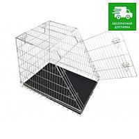 Croci Клетка для собак в авто 1 дверь, 92х63х72 см