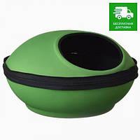 5182 K&H Pet Products Dream Pod Будиночок для котів, зелений