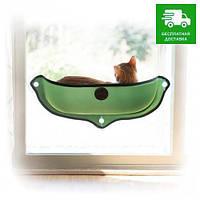 9192 K&H Pet Products Шезлонг на вікно, зелений