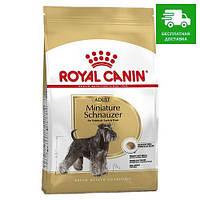 Royal Canin Miniature Schnauzer, 7,5 кг