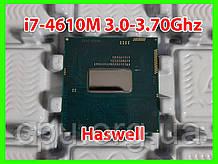 Процессор для ноутбука Intel Core i7-4610M (SR1KY) 3.0-3.70Ghz Haswell