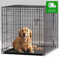 3314_0011 Savic Dog Cottage Клітка для собак, 107x72x79 см