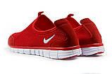 Кроссовки мужские Nike Free 3.0 красные летние кроссовки Найк Фри Ран, фото 9
