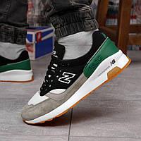 Кросівки чоловічі 16707, New Balance 1500, сірі, < 41 42 43 45 > р. 41-26,0 див.