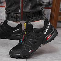 Кросівки чоловічі Salomon Speedcross 3 чорні
