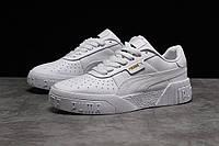 Кросівки жіночий 17992, Puma Cali Sport, білі, < 36 37 38 39 40 > р. 40-25,5 див.
