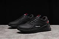 Кроссовки мужские Reebok Sublite черные кроссовки из натуральной кожи, фото 1