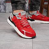 Кроссовки мужские 17297, Adidas 3M, красные, [ 41 42 43 44 45 46 ] р. 41-25,2см., фото 6