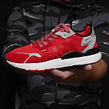 Кроссовки мужские 17297, Adidas 3M, красные, [ 41 42 43 44 45 46 ] р. 41-25,2см., фото 7
