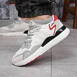 Кроссовки мужские 17300, Adidas 3M, белые, [ 41 43 44 45 46 ] р. 41-25,2см., фото 2