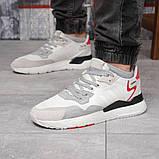 Кроссовки мужские 17300, Adidas 3M, белые, [ 41 43 44 45 46 ] р. 41-25,2см., фото 4