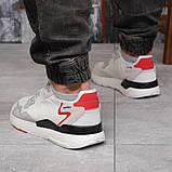 Кроссовки мужские 17300, Adidas 3M, белые, [ 41 43 44 45 46 ] р. 41-25,2см., фото 5