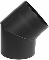 Колено 45, Ø 200, 2 мм без ревизии
