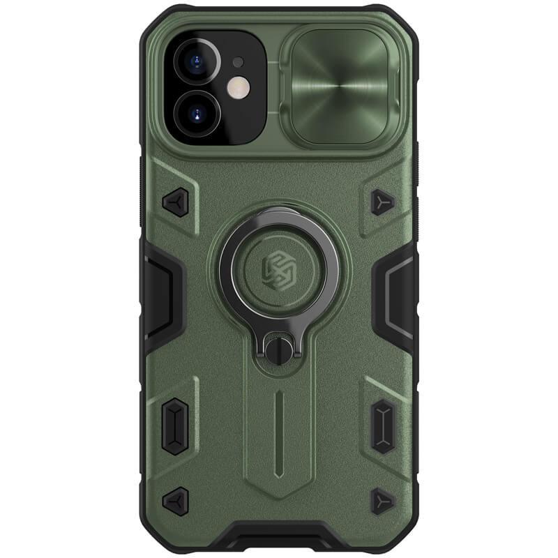 "TPU+PC чехол Nillkin CamShield Armor without logo (шторка на камеру) для Apple iPhone 12 mini (5.4"")"
