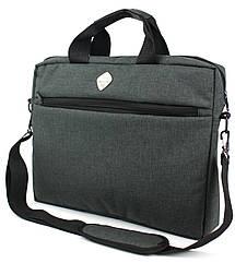 Сумка для ноутбука 15,6 дюймів Wallaby 10587-1 Gray