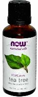 Масло чайного дерева, Now Foods, Tea Tree Oil, 30 ml