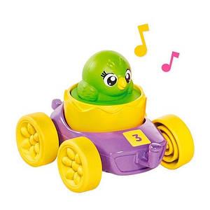 Розвиваюча іграшка TOMY Моя перша машинка з зеленим курчам