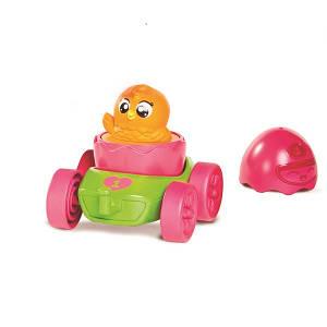 Розвиваюча іграшка TOMY Моя перша машинка з помаранчевим курчам