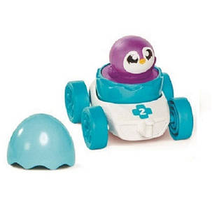 Розвиваюча іграшка TOMY Моя перша машинка з пінгвін