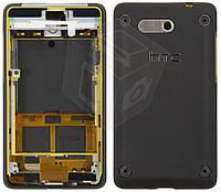 Корпус для HTC HD Mini T5555, оригинал (черный)