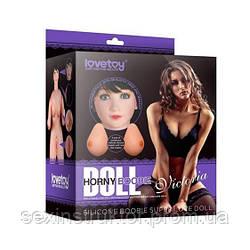 Секс лялька - Silicone Boobie Super Love Doll