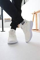 Кроссовки Adidas Alphabounce Instinct White Адидас Альфабаунс Инстинкт Белые (41,42,43,44,45), фото 2
