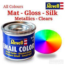 Краска для моделей REVELL эмаль