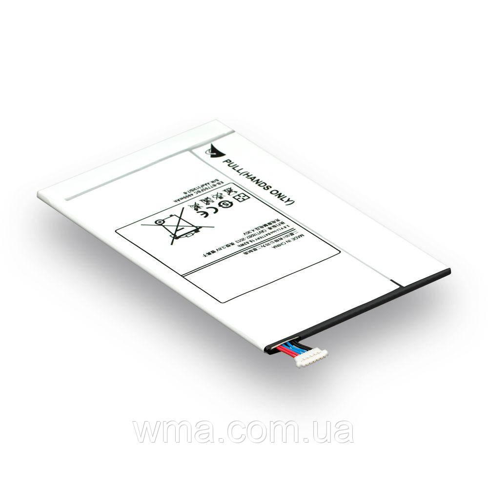 Акумулятор Samsung T700/EB-BT705FBC Характеристики AAAA