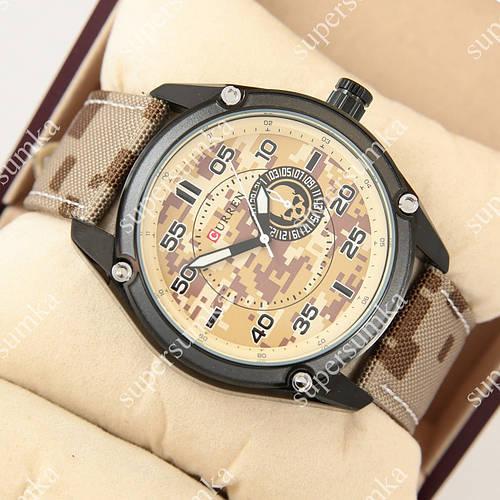 Часы наручные Curren Military 8183 Grey 1008-0010