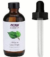 Масло чайного дерева, Now Foods, Tea Tree Oil, 118 ml