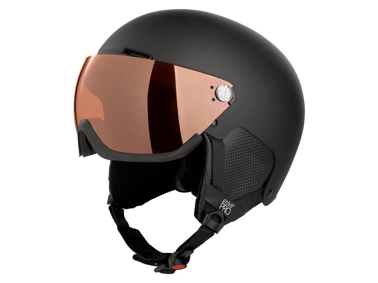 Лыжный шлем CRIVIT®PRO L / XL - от 59 до 62 см Blaсk Германия