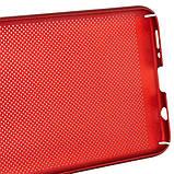 Ультратонкий дышащий чехол Grid case для Samsung Galaxy A70 (A705F), фото 6