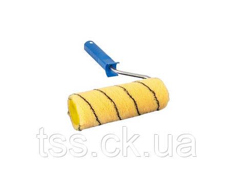 Валик Премиум 48/180/11 мм d 8 мм с ручкой MASTERTOOL 92-5303-P, фото 2