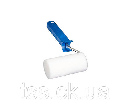 Валик поролоновий 110*50 d 6 мм з ручкою MASTERTOOL 92-8115-Р, фото 2