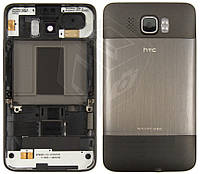 Корпус для HTC Touch HD2 T8585, оригинал (серый)