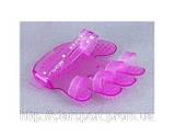 Роликовий ручний масажер,у формі руки, фото 3